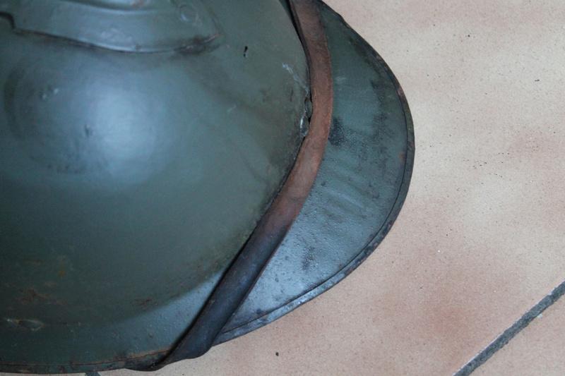 Lot de deux casques mle 1926 FEV5 - ESC [VENDU] Img_7331