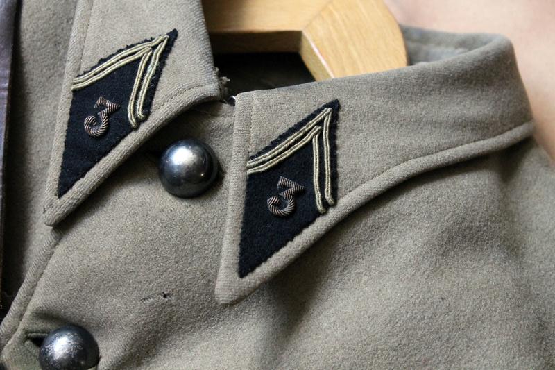 Buste Lieutenant 3ème Chasseurs d'Afrique (?) 1936-1940 nominatif ESC - MAI 1 Vendu Img_7556