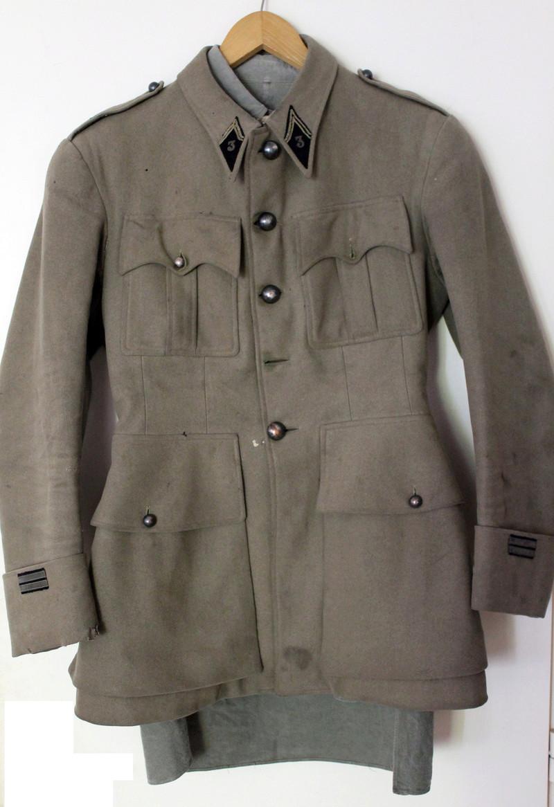 Buste Lieutenant 3ème Chasseurs d'Afrique (?) 1936-1940 nominatif ESC - MAI 1 Vendu Img_7560