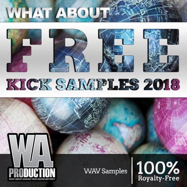Pack de Kick/Bombos Samples 2018