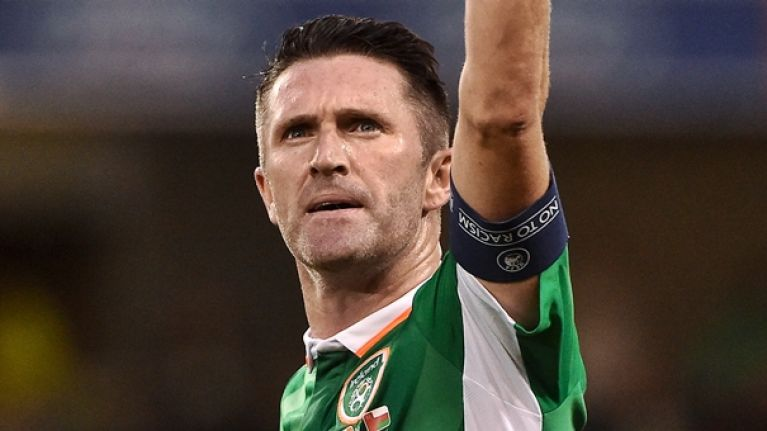 Robbie Keane Retires From Football Robbie10