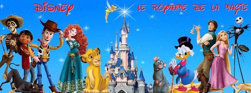 Disney : Le Royaume de la Magie ! Banniy11