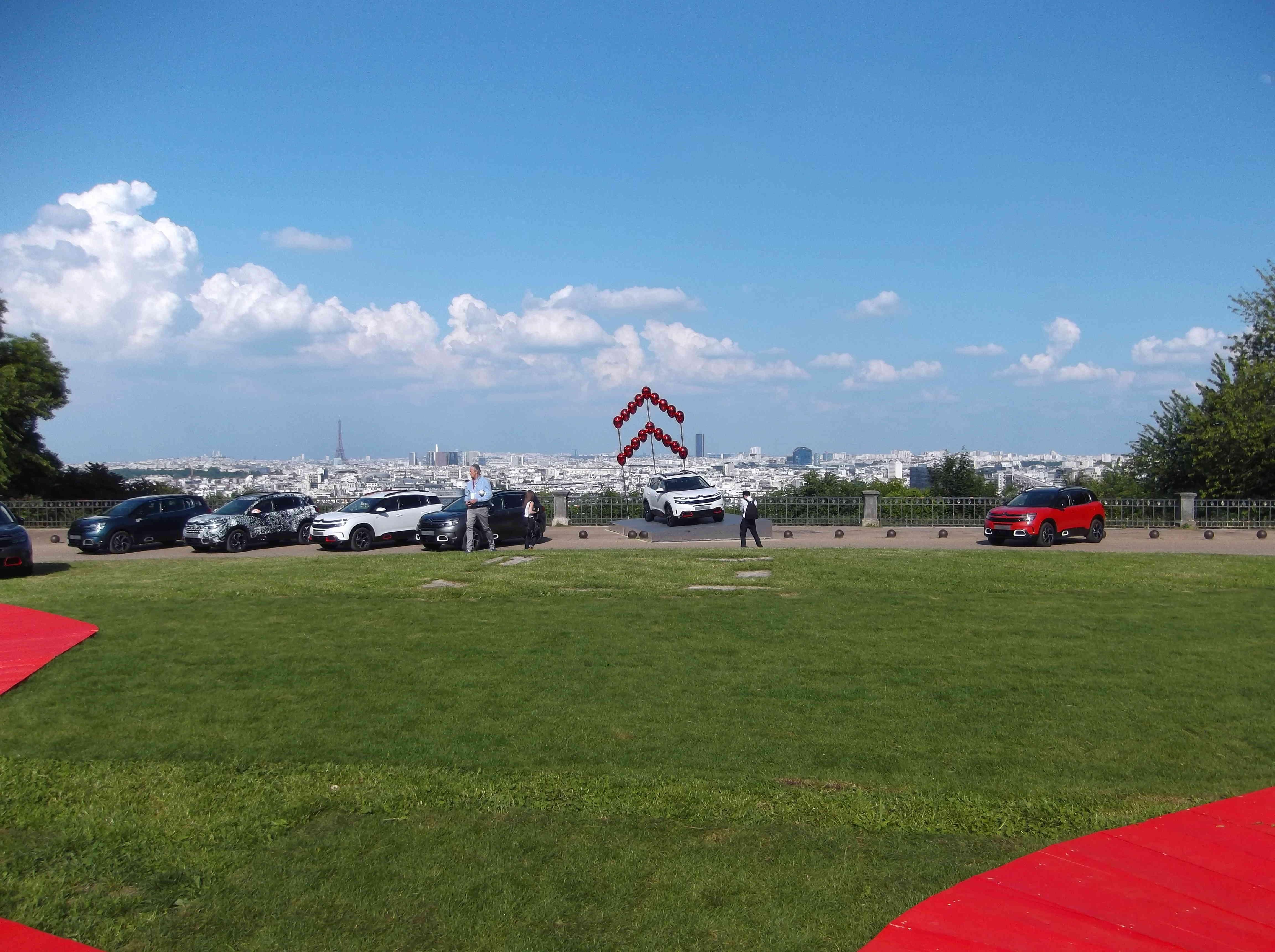 2018 - [FUTUR MODÈLE] [EUROPE] Citroën C5 Aircross [C84] - Page 15 Dscf6733