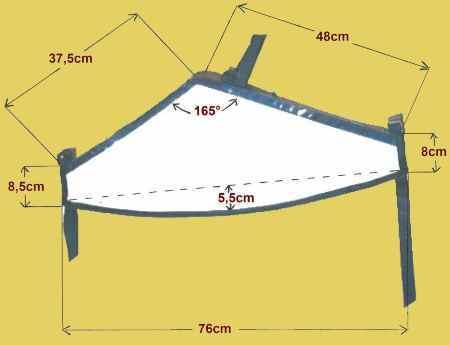 AV Supports de Plaques souples pour n° de course Plaque12