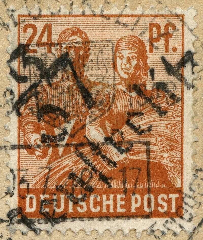 Allgemeine Ausgaben der Sowjetischen Besatzungszone - Seite 3 1948-010