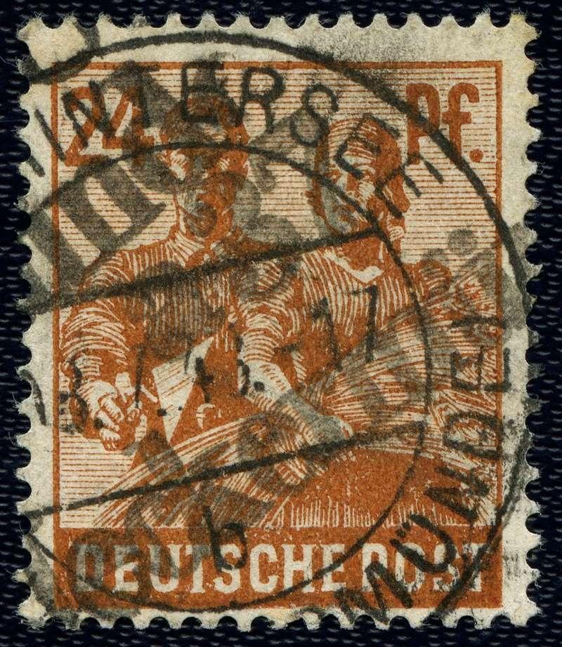 Allgemeine Ausgaben der Sowjetischen Besatzungszone - Seite 4 Sbz_1719