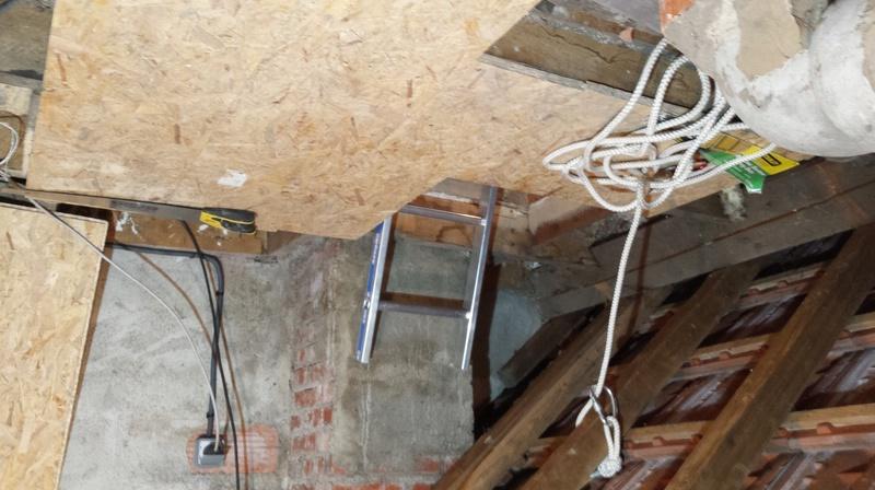 [Renovation de ma maison] Electricité, isolation et placo : le chantier - Page 6 20171116