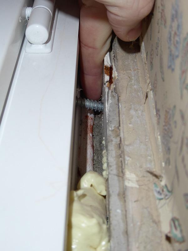 [Recherches]Comment rattrapper la pose de mes fenêtres ? P1020529