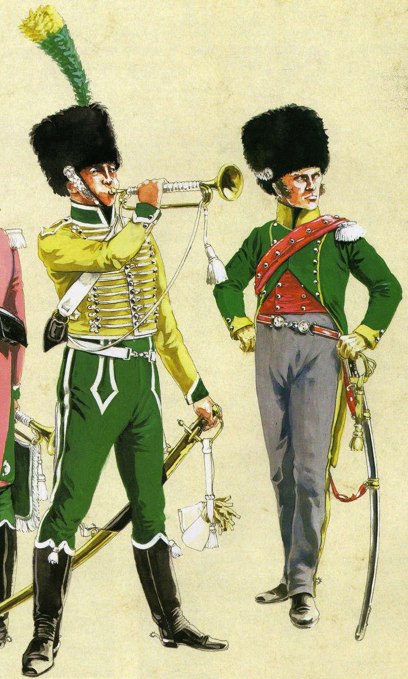 Vitrine de MarcM, trompette de chasseurs à cheval italiens - Page 11 1806_510