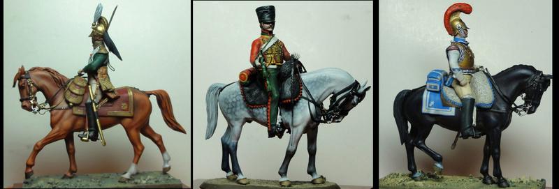 Vitrine de MarcM, trompette de chasseurs à cheval italiens - Page 11 Cavali11