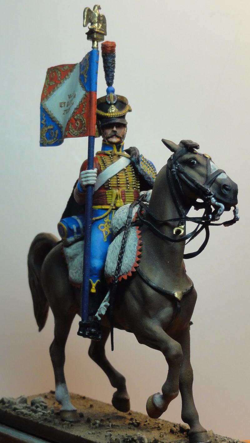 Étendard du 9e hussards Dsc08611