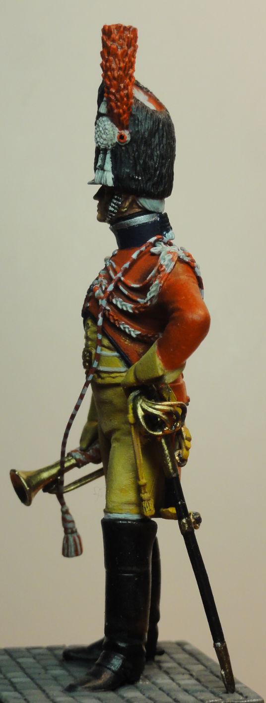 Vitrine de MarcM, trompette de chasseurs à cheval italiens - Page 11 Dsc08613