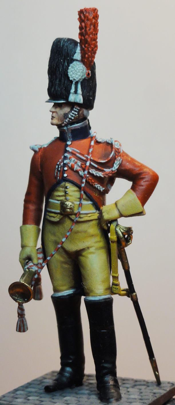 Vitrine de MarcM, trompette de chasseurs à cheval italiens - Page 11 Dsc08616