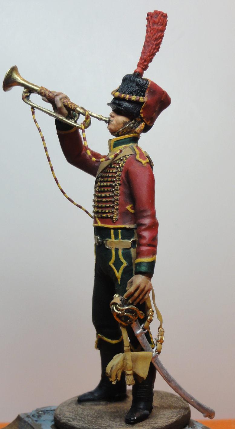 Vitrine de MarcM, trompette de chasseurs à cheval italiens - Page 11 Dsc08710