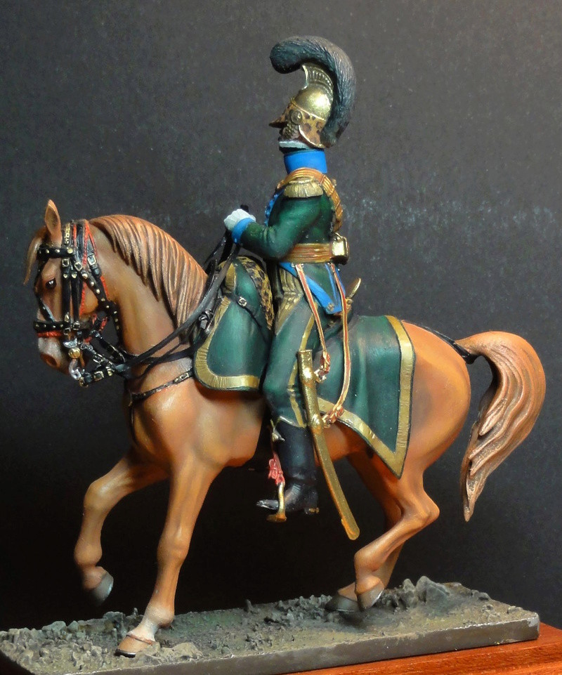 Vitrine de MarcM, trompette de chasseurs à cheval italiens - Page 11 Dsc09011