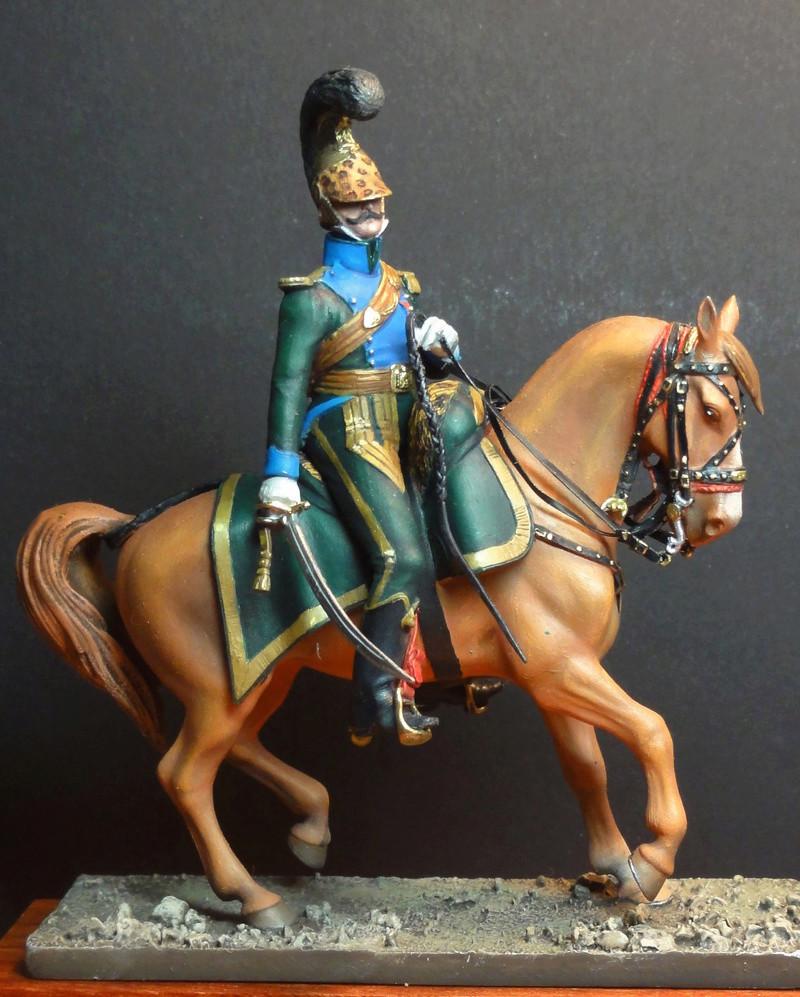 Vitrine de MarcM, trompette de chasseurs à cheval italiens - Page 11 Dsc09012