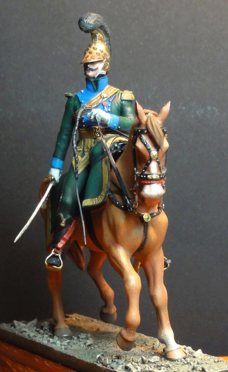 Vitrine de MarcM, trompette de chasseurs à cheval italiens - Page 11 Dsc09013