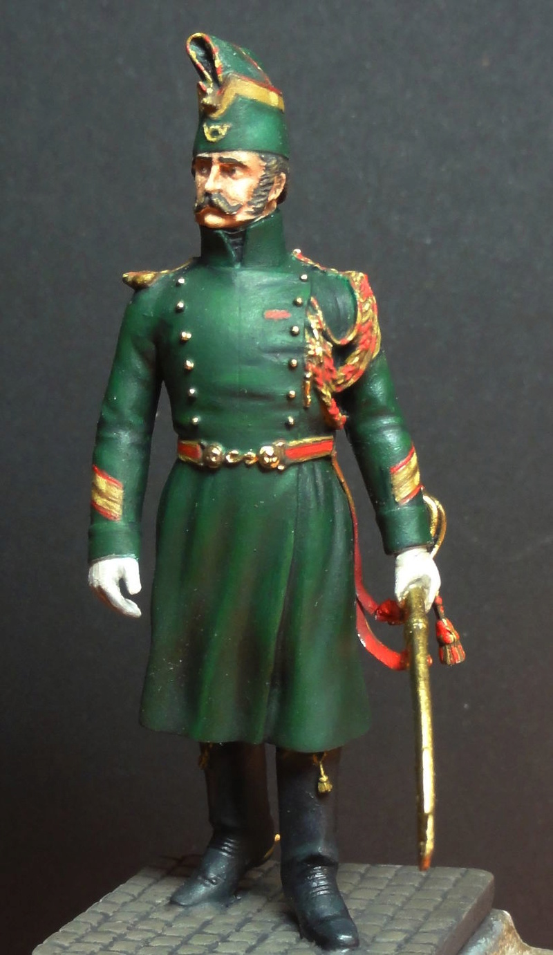 Vitrine de MarcM, trompette de chasseurs à cheval italiens - Page 11 Dsc09015