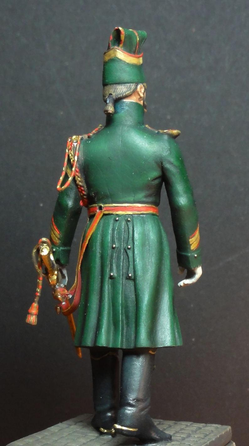 Vitrine de MarcM, trompette de chasseurs à cheval italiens - Page 11 Dsc09016