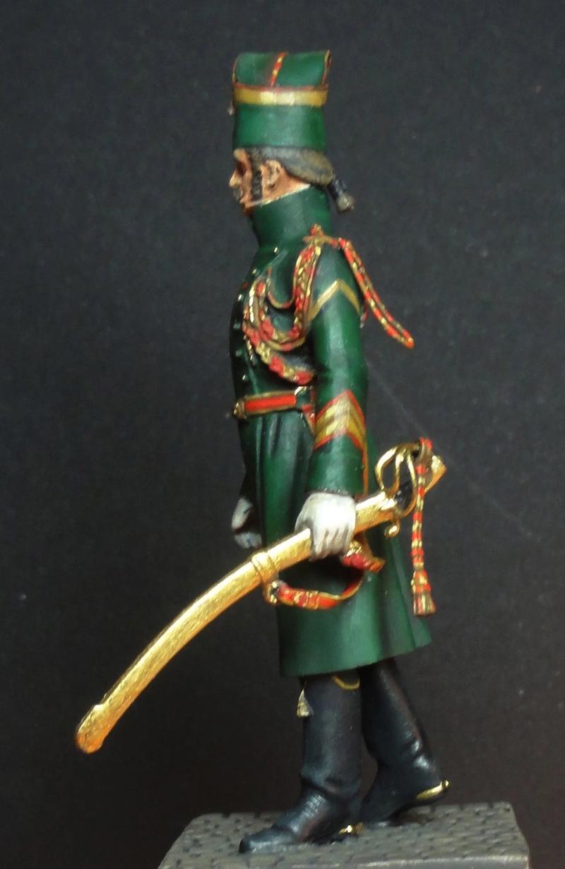 Vitrine de MarcM, trompette de chasseurs à cheval italiens - Page 11 Dsc09017