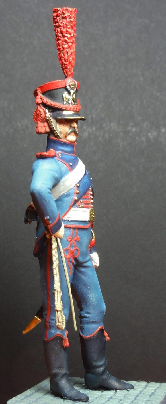 Vitrine de MarcM, trompette de chasseurs à cheval italiens - Page 11 Dsc09110