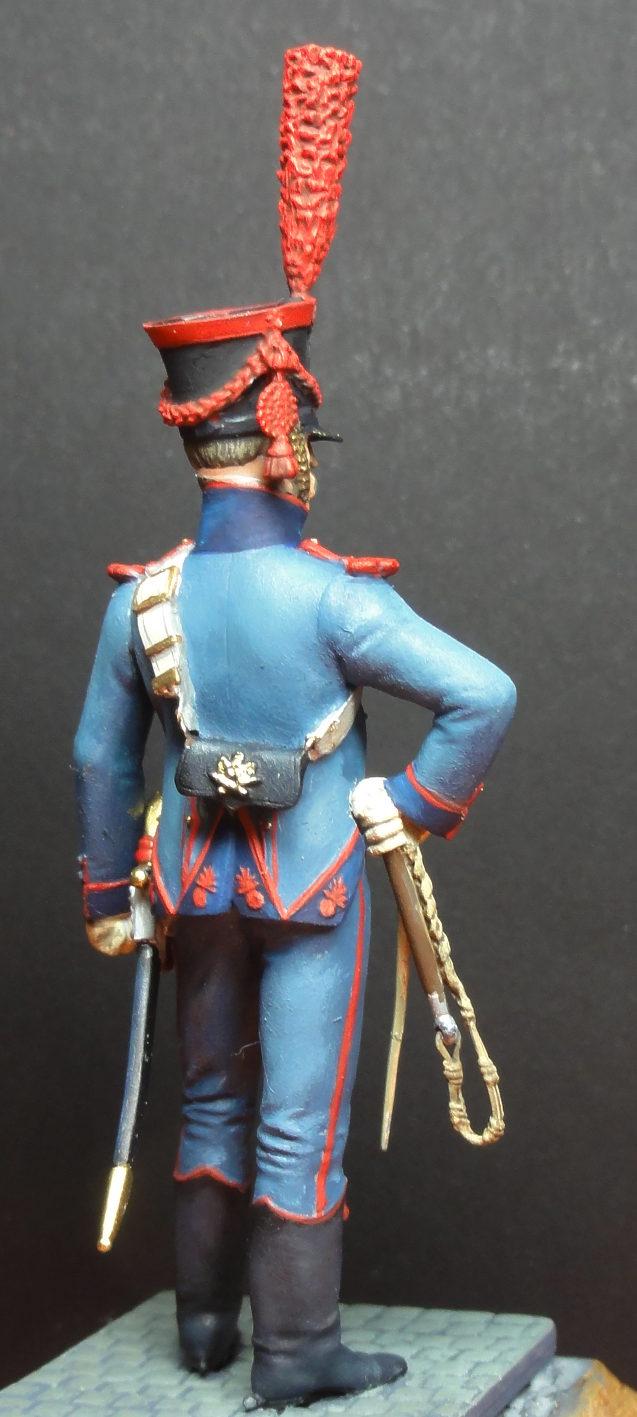 Vitrine de MarcM, trompette de chasseurs à cheval italiens - Page 11 Dsc09112