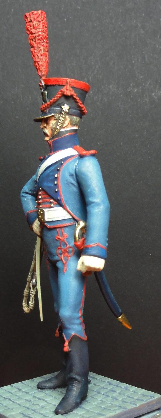 Vitrine de MarcM, trompette de chasseurs à cheval italiens - Page 11 Dsc09113