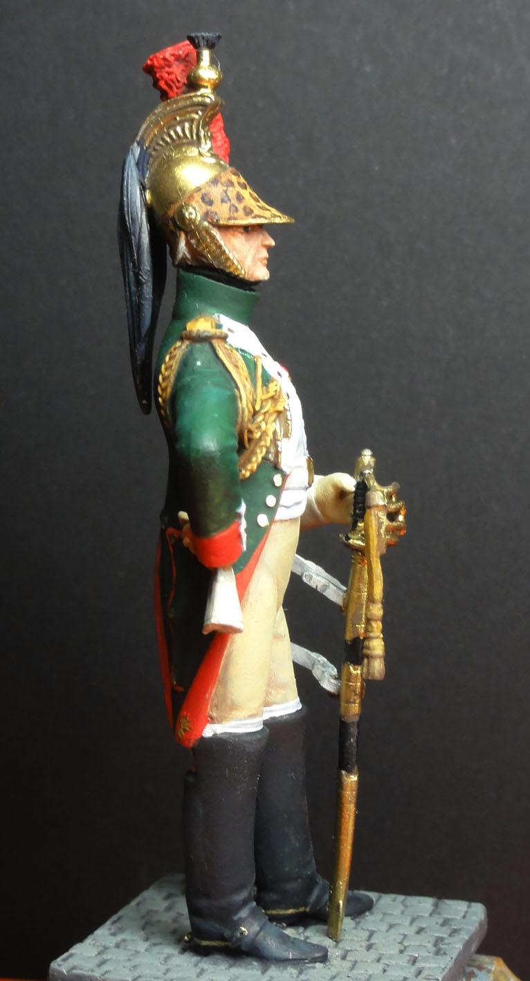 Vitrine de MarcM, trompette de chasseurs à cheval italiens - Page 12 Dsc09116