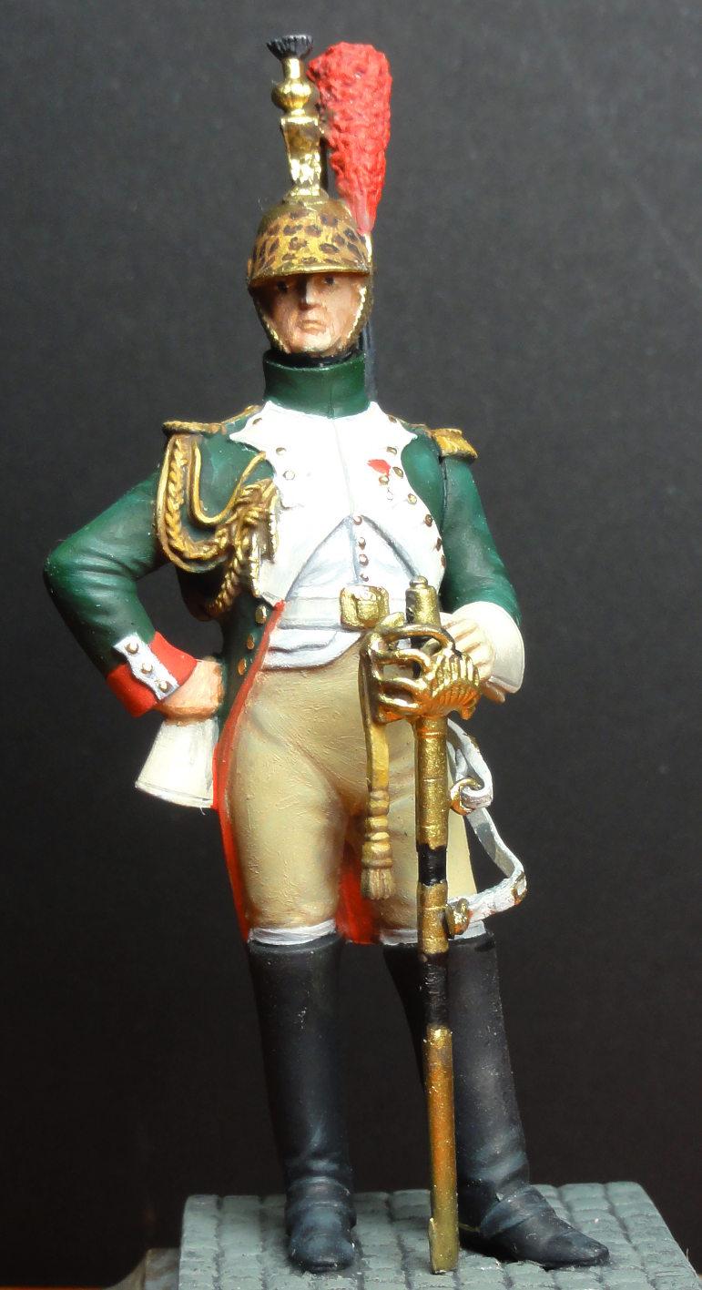 Vitrine de MarcM, trompette de chasseurs à cheval italiens - Page 12 Dsc09117