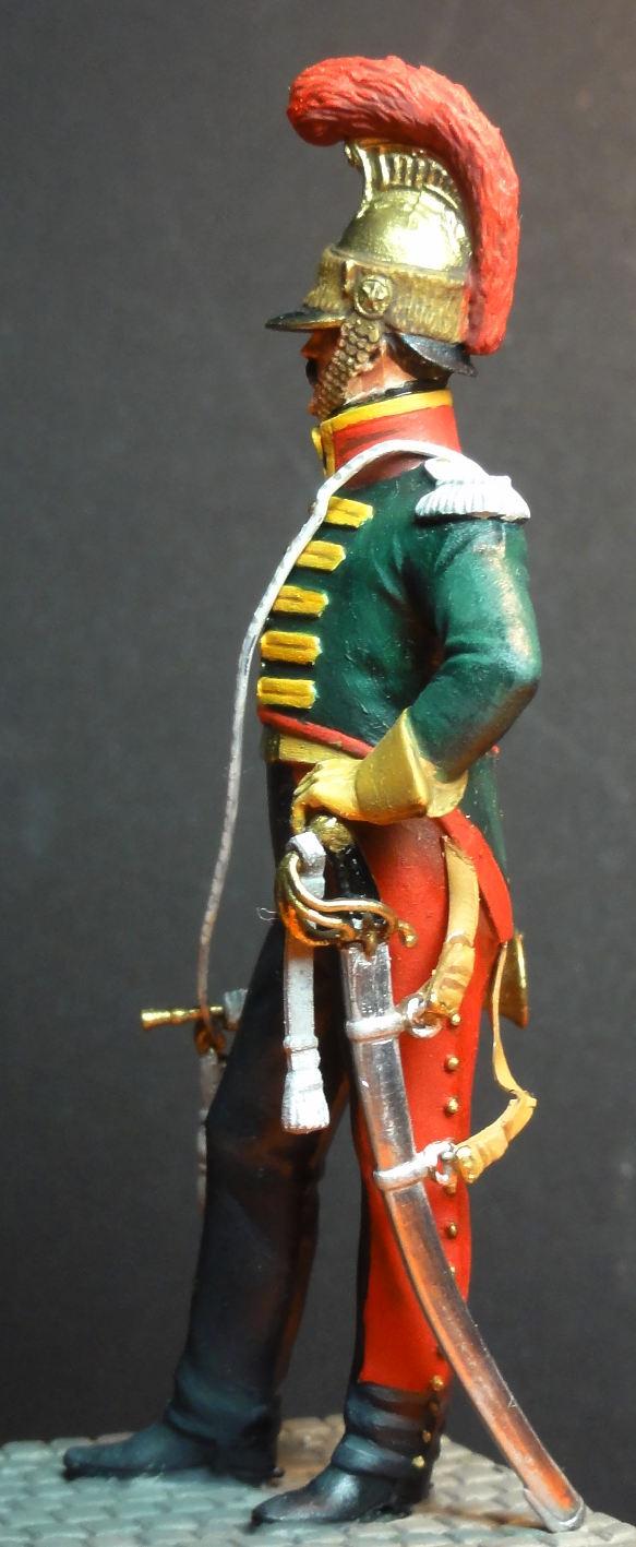 Vitrine de MarcM, trompette de chasseurs à cheval italiens - Page 12 Dsc09215
