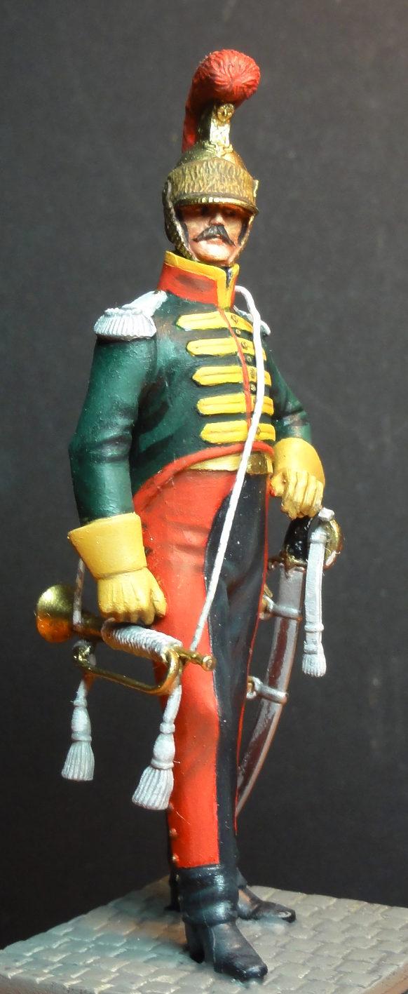 Vitrine de MarcM, trompette de chasseurs à cheval italiens - Page 12 Dsc09216