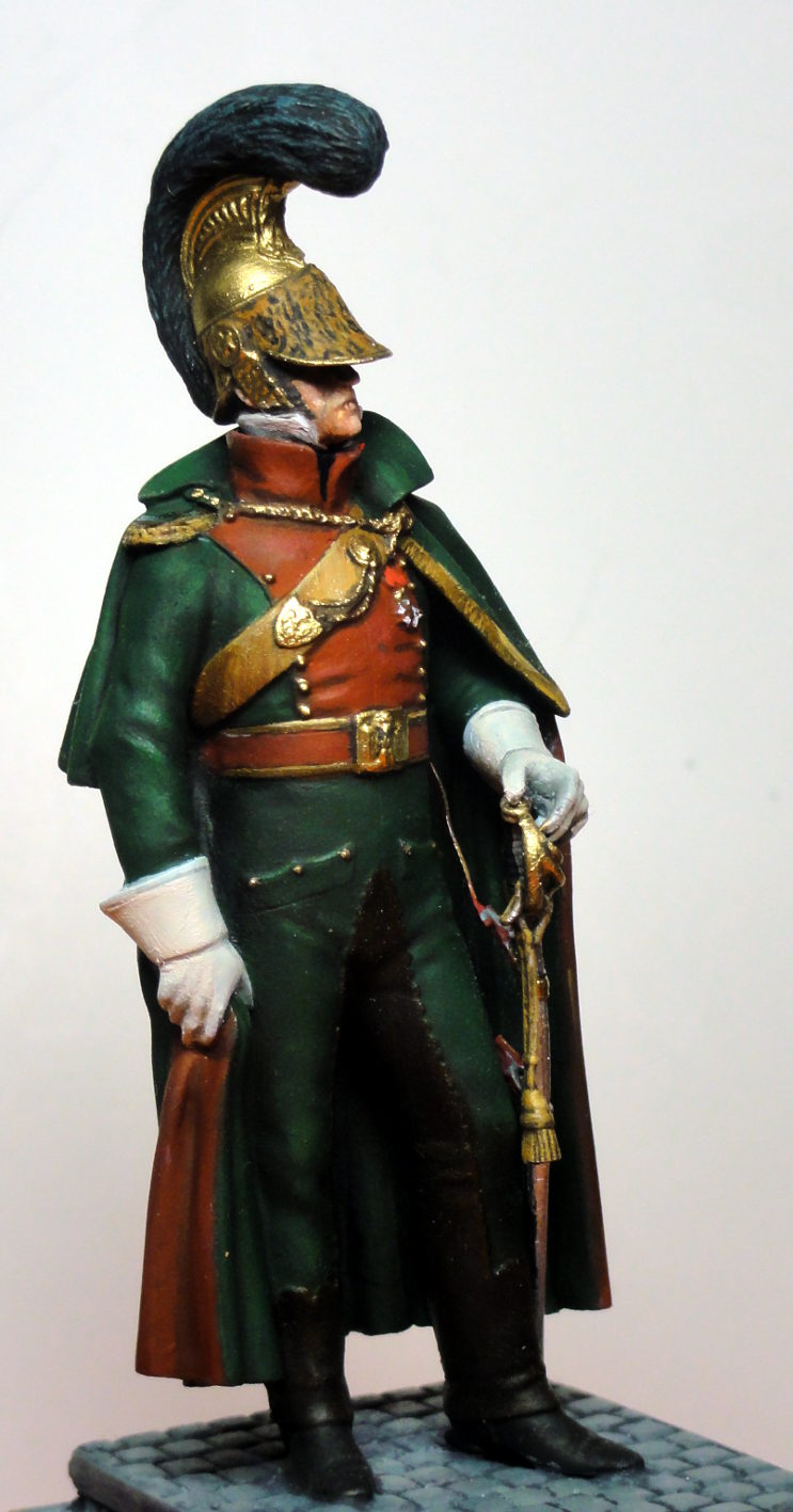 Officier 1er RGT CHEVAU-LEGERS LANCIERS de la ligne 1812 Off_ch10