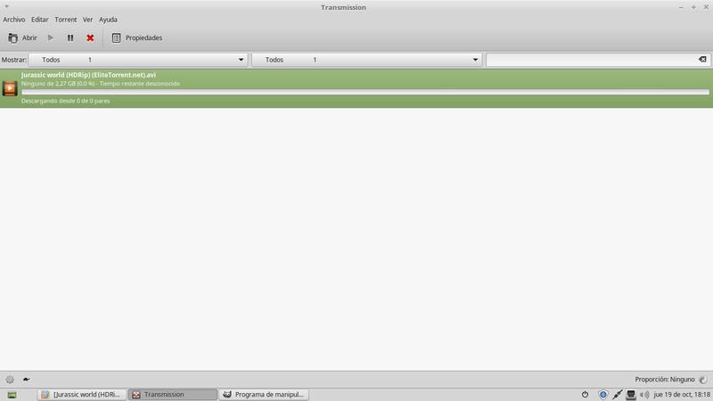 Torrent para Firefox Pantal10