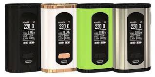 retour sur la eleaf invoke 220 watts Index10