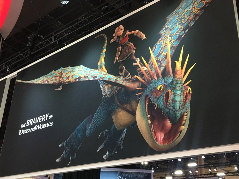 Dragons 3 : Le Monde Caché [DreamWorks - 2019] - Page 3 Img_2021