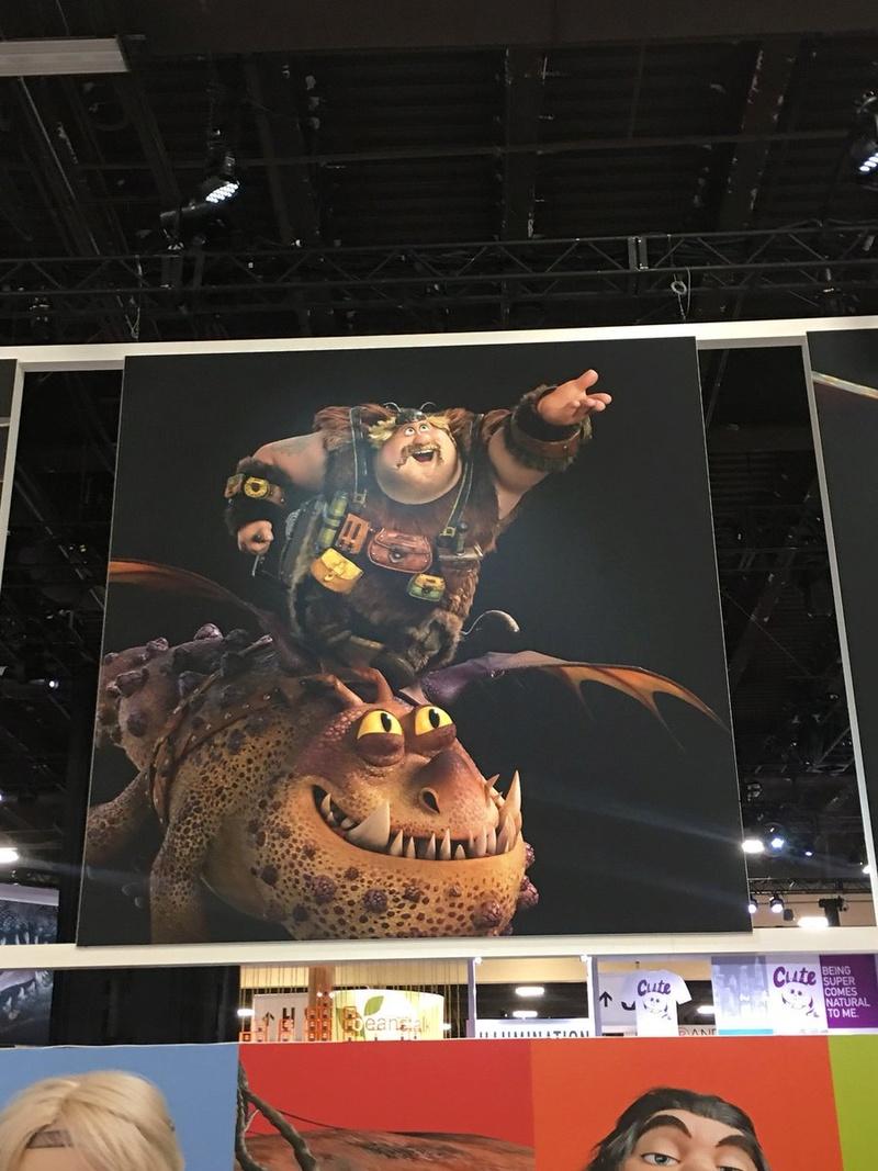 Dragons 3 : Le Monde Caché [DreamWorks - 2019] - Page 3 Img_2022