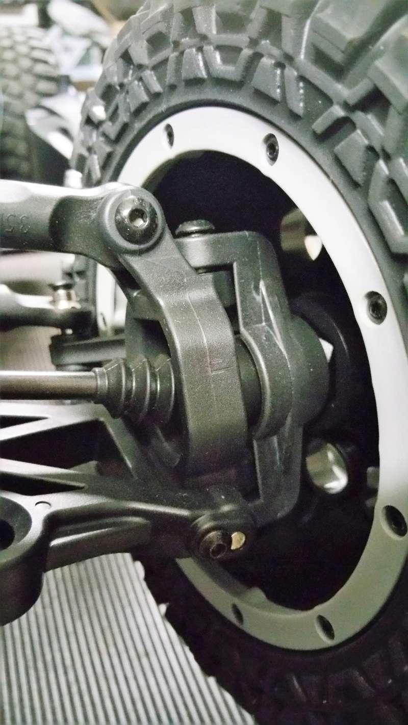 [arnaud75] Losi DBXL-E / Désert Buggy XL-E 20180221