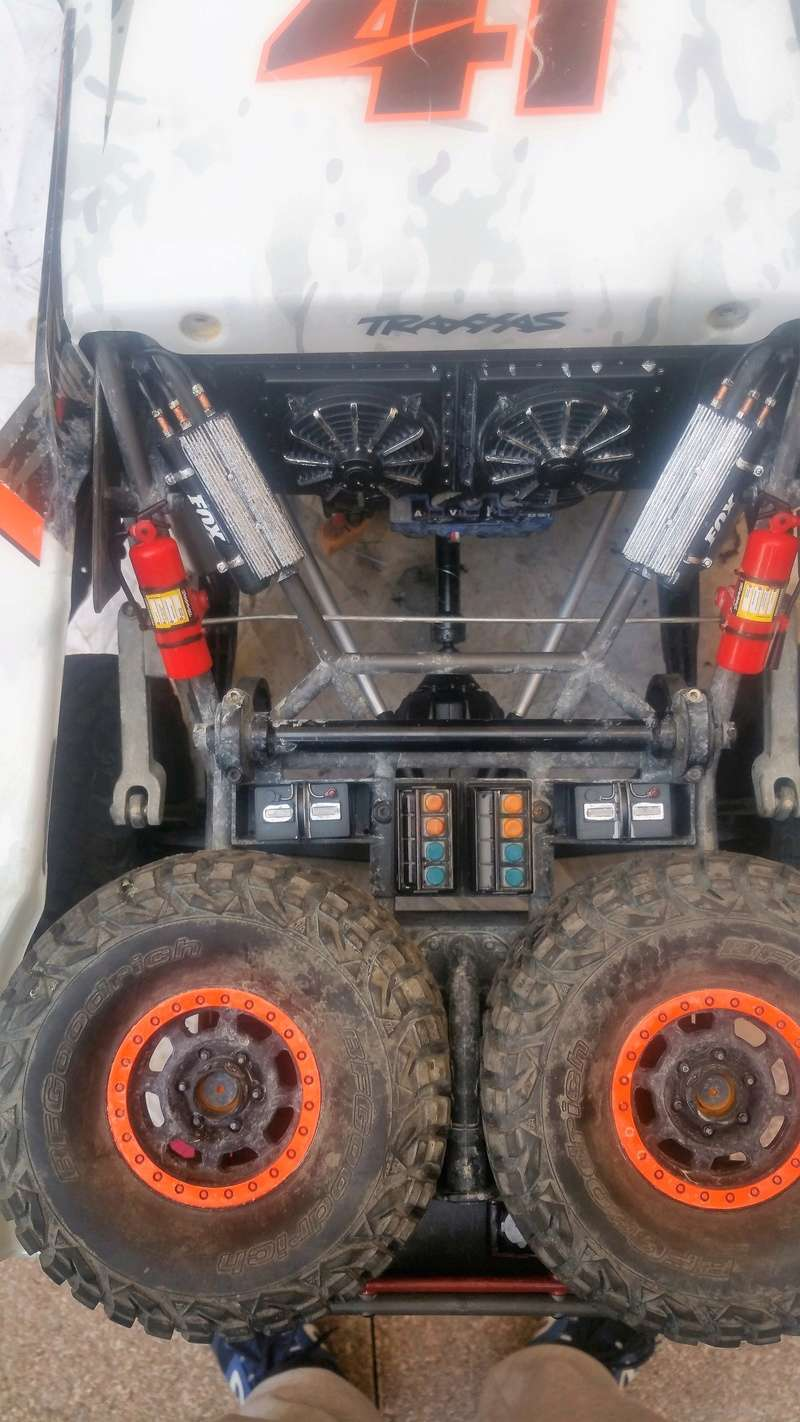 Traxxas unlimited desert truck Arnaud75 - Page 3 20180518