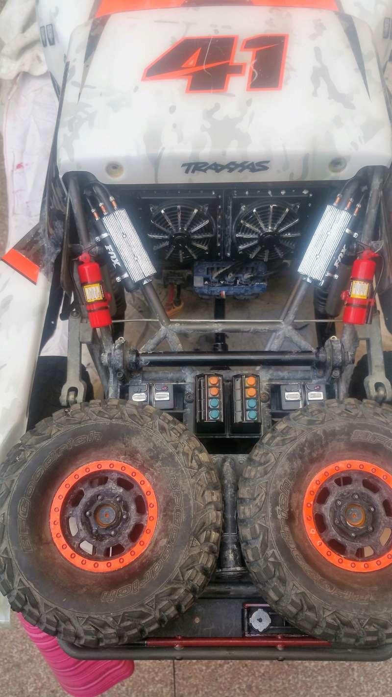 Traxxas unlimited desert truck Arnaud75 - Page 3 20180519