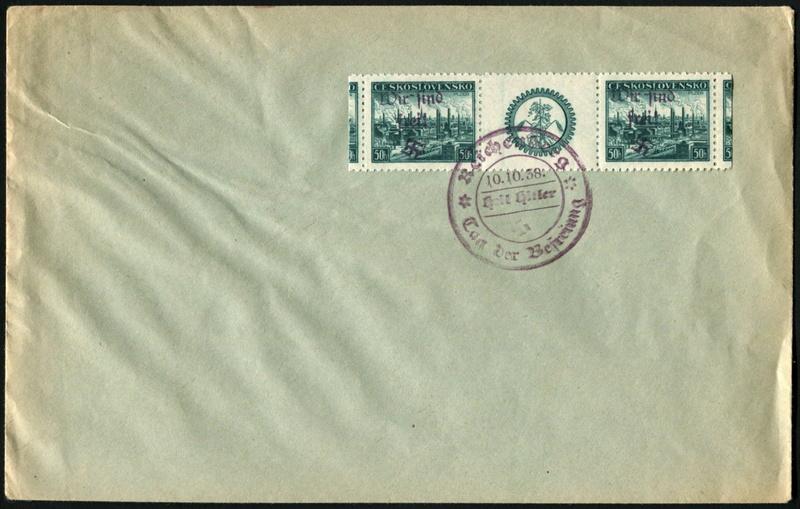sudetenland - Sudetenland - Ausgabe für Reichenberg 137_wz10