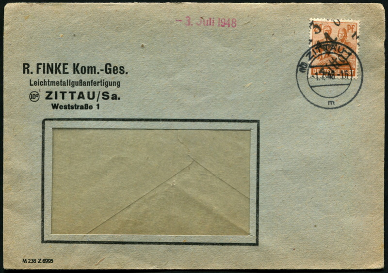Allgemeine Ausgaben der Sowjetischen Besatzungszone - Seite 3 174_ii10