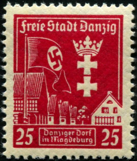Sonderausgabe Errichtung eines Danziger Dorfes in Magdeburg 27410