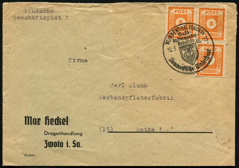 Ostsachsen (OPD Dresden) -Sowjetische Besatzungszone- - Seite 14 Beleg_14