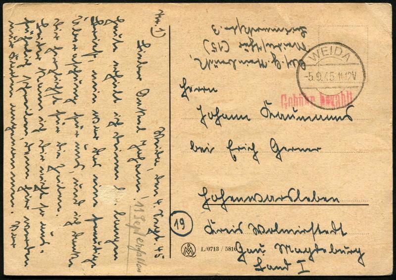 Thüringen (OPD Erfurt) -Sowjetische Besatzungszone- - Seite 3 Gebyhr11