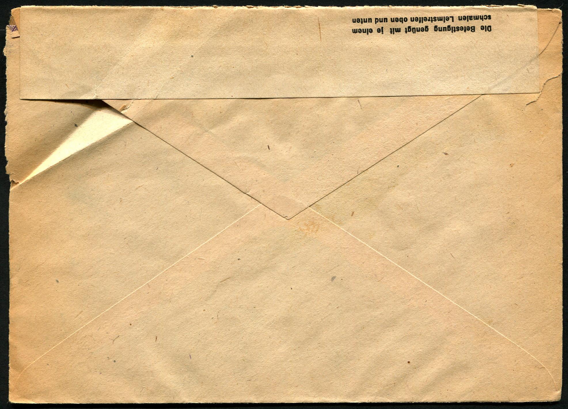 Ostsachsen (OPD Dresden) -Sowjetische Besatzungszone- - Seite 15 Gebyhr17
