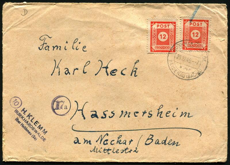 Ostsachsen (OPD Dresden) -Sowjetische Besatzungszone- - Seite 14 Postst20