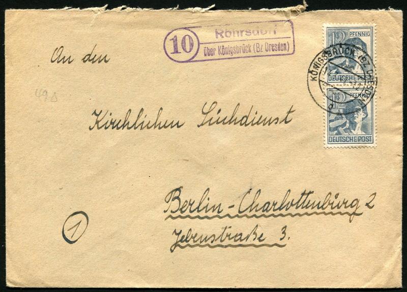 Ostsachsen (OPD Dresden) -Sowjetische Besatzungszone- - Seite 14 Postst21