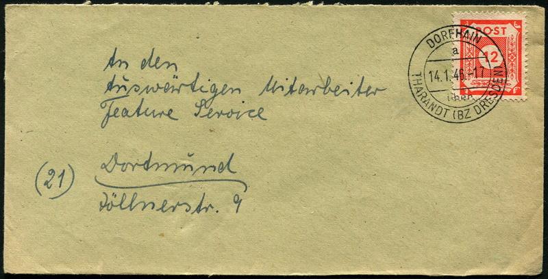 Ostsachsen (OPD Dresden) -Sowjetische Besatzungszone- - Seite 14 Postst22