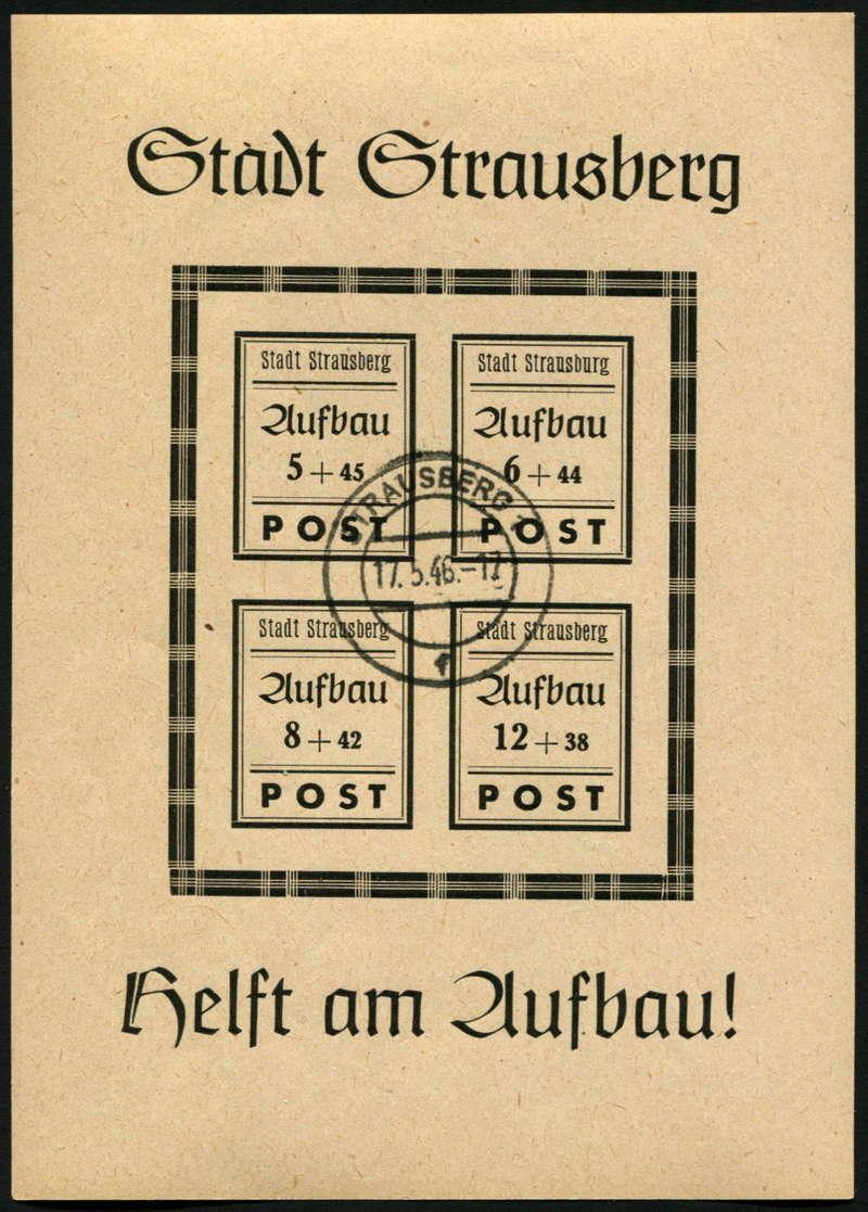 nach - Deutsche Lokalausgaben nach 1945 - Seite 10 Straus10