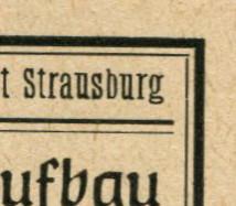 nach - Deutsche Lokalausgaben nach 1945 - Seite 10 Straus11